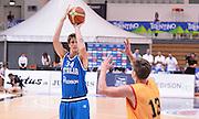 DESCRIZIONE : Trento Trentino Basket Cup Italia - Belgio<br /> GIOCATORE : Achille Polonara<br /> CATEGORIA : nazionale maschile senior A<br /> GARA : Trento Trentino Basket Cup Italia - Belgio<br /> DATA : 12/07/2014<br /> AUTORE : Agenzia Ciamillo-Castoria