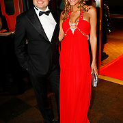 NLD/Amsterdam/20091121 - JFK Great men of the Year Gala 2009, Kim Kötter