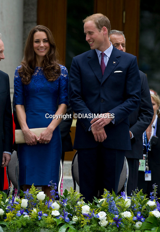 "WILLIAM & KATE_QUEBEC.Attend Freedom of The City Cerremony, City Hall , QuebecCity, Quebec_03/07/2011.Mandatory Credit Photo: ©DIAS-DIASIMAGES..**ALL FEES PAYABLE TO: ""NEWSPIX INTERNATIONAL""**..IMMEDIATE CONFIRMATION OF USAGE REQUIRED:.DiasImages, 31a Chinnery Hill, Bishop's Stortford, ENGLAND CM23 3PS.Tel:+441279 324672  ; Fax: +441279656877.Mobile:  07775681153.e-mail: info@newspixinternational.co.uk"