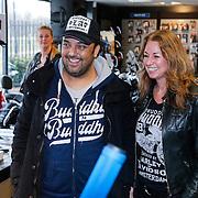 ND/Amsterdam/20130322- Onthulling Buddha2Buddha motor,