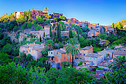 A village on the north coast of Majorca, balearic Islands, Spain