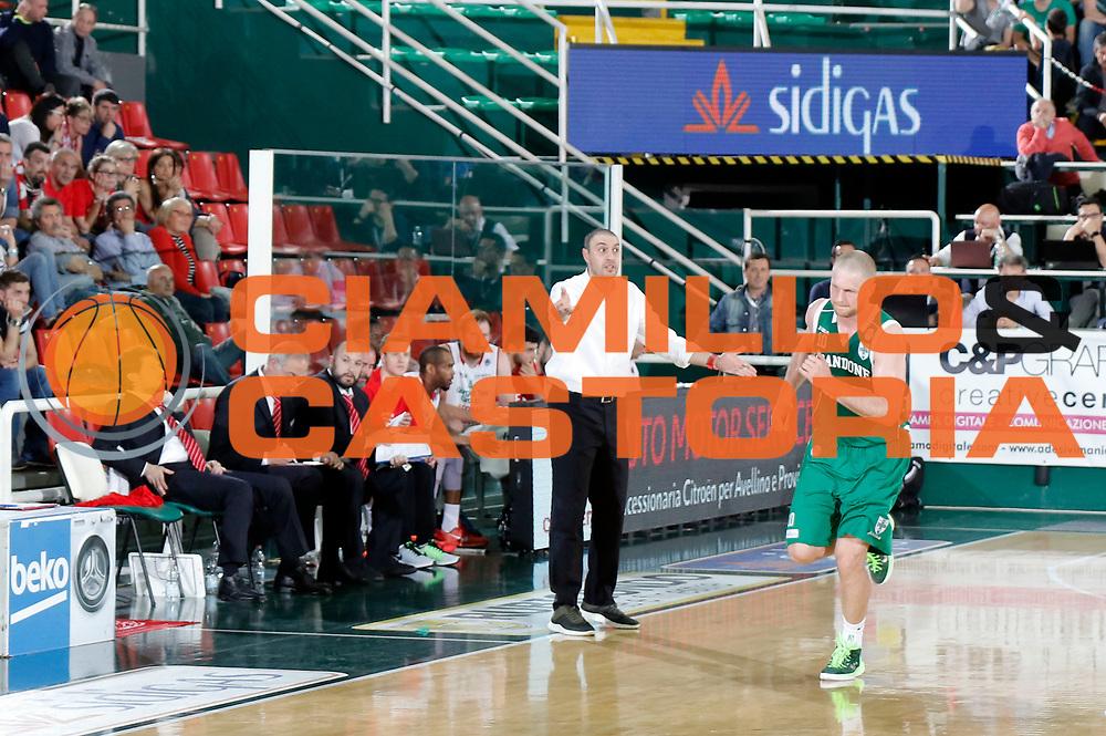 DESCRIZIONE : Avellino Lega A 2015-16 Play Off Gara 1 Sidigas Avellino Giorgio Tesi Group Pistoia <br /> GIOCATORE : Vincenzo Esposito<br /> CATEGORIA : ritratto<br /> SQUADRA : Giorgio Tesi Group Pistoia <br /> EVENTO : Campionato Lega A 2015-2016 <br /> GARA : Sidigas Avellino Giorgio Tesi Group Pistoia<br /> DATA : 07/05/2016<br /> SPORT : Pallacanestro <br /> AUTORE : Agenzia Ciamillo-Castoria/A. De Lise <br /> Galleria : Lega Basket A 2015-2016 <br /> Fotonotizia : Avellino Lega A 2015-16 Play Off Gara 1 Sidigas Avellino Giorgio Tesi Group Pistoia