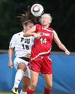 FIU Women's Soccer Vs. Arkansas State 2010