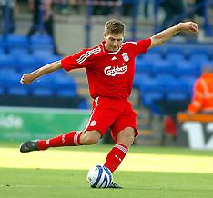 090724 Tranmere v Liverpool XI