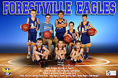 Forestville Eagles Team Photos