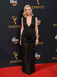 Kirsten Dunst bei der Verleihung der 68. Primetime Emmy Awards in Los Angeles / 180916<br /> <br /> *** 68th Primetime Emmy Awards in Los Angeles, California on September 18th, 2016***