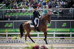 Price Tim, NZL, Ringwood Sky Boy<br /> Dressage test evening<br /> Olympic Games Rio 2016<br /> © Hippo Foto - Dirk Caremans<br /> 06/08/16