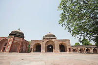 Afsarwala Tomb and mosque, Humayun's tomb complex, New Delhi, India