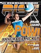 AnneMarie Hickey for ESPN RISE Magazine