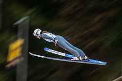 ULRICHOVA Klara (CZE) during first round on day 2 of  FIS Ski Jumping World Cup Ladies Ljubno 2020, on February 23th, 2020 in Ljubno ob Savinji, Ljubno ob Savinji, Slovenia. Photo by Matic Ritonja / Sportida
