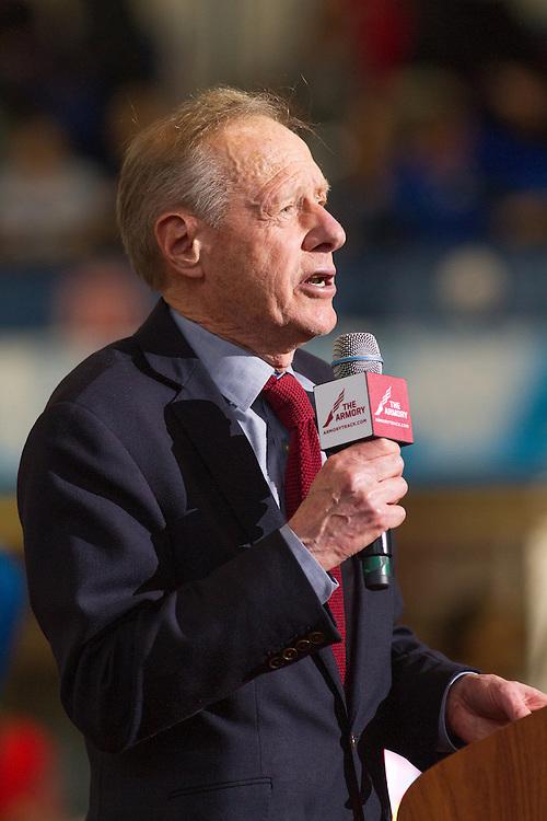 Norbert Sander, Armory Track Invitational Indoor,