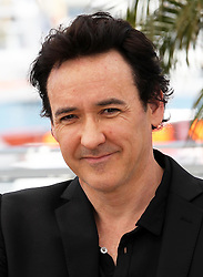 John Cusack at the Cannes Film Festival, Thursday,24th  May 2012 for his new film The Paperboy.  Photo by: Stephen Lock / i-Images