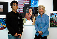 20080523 - Jane Harman Congressional High School Art Show
