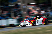 October 3-5, 2013. Lamborghini Super Trofeo - Virginia International Raceway. #69 Tom O'Gara, Parris Mullins, GMG Racing, Lamborghini of Beverly Hills