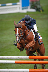 Angot Eugenie (FRA) - Old Chap Tame<br /> BMO Nations Cup<br /> CSIO Spruce Meadows - Calgary 2013<br /> © Dirk Caremans