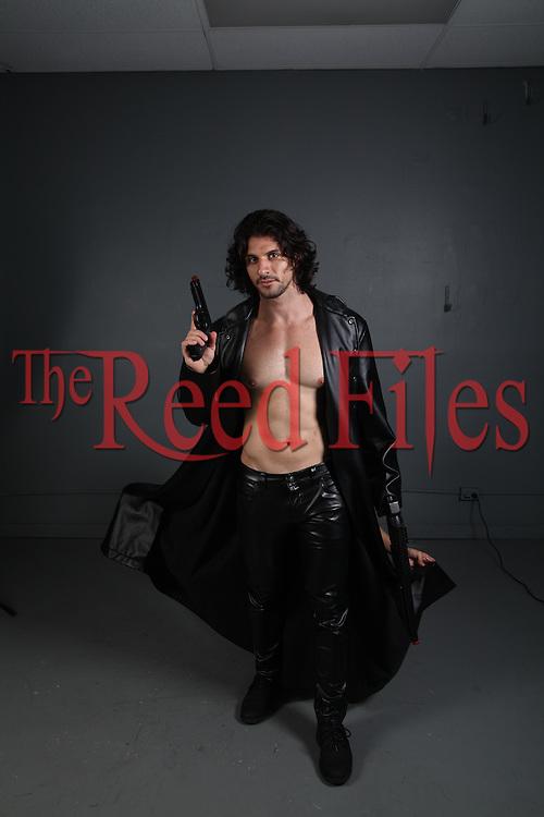 The Reed Files: Paranormal Urban Fantasy Man