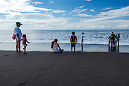 Playa La Barqueta,  Provincia de Chiriquí, Panamá.