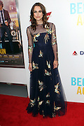 June 25, 2014 - New York City, NY, United States - <br /> <br /> 'Transformers: Age of Extinction' New York Premiere<br /> <br /> Actress Keira Knightley arriving at the 'Begin Again' premiere at the SVA Theater on June 25, 2014 in New York City  <br /> ©ZP/Exclusivepix