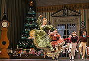Cast members participate in the Pacific Northwest Ballet&rsquo;s final full dress rehearsal of George Balanchine&rsquo;s &ldquo;The Nutcracker&rdquo; on Wednesday, November 23, 3016, at Seattle Center&rsquo;s McCaw Hall.<br /> <br /> Johnny Andrews / The Seattle Times