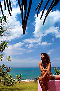 Jakes - Sun Sea Girl and Sky - Teasure Beach Jamaica