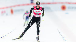21.02.2016, Salpausselkae Stadion, Lahti, FIN, FIS Weltcup Nordische Kombination, Lahti, Langlauf, im Bild Tim Hug (SUI) // Tim Hug of Switzerland competes during Cross Country Gundersen Race of FIS Nordic Combined World Cup, Lahti Ski Games at the Salpausselkae Stadium in Lahti, Finland on 2016/02/21. EXPA Pictures © 2016, PhotoCredit: EXPA/ JFK