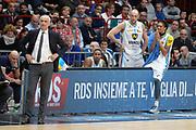 DESCRIZIONE : Milano BEKO Final8 2015-16 Vanoli Cremona Dinamo Banco di Sardegna Sassari<br /> GIOCATORE : Cesare Pancotto Deron Washington <br /> CATEGORIA : Coach fair play curiosita<br /> SQUADRA : Vanoli Cremona<br /> EVENTO : BEKO Final Eight 2015-2016 <br /> GARA : Vanoli Cremona vs Dinamo Banco di Sardegna Sassari<br /> DATA : 19/02/2016 <br /> SPORT : Pallacanestro <br /> AUTORE : Agenzia Ciamillo-Castoria/I.Mancini<br /> Galleria : Lega Basket A 2015-2016 Fotonotizia : Milano Final8 2015-16 Vanoli Cremona Dinamo Banco di Sardegna Sassari <br /> Predefinita :