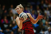 Zoe Walker of the Tactix during warm ups. 2017 ANZ Premiership netball match, Northern Stars v Mainland Tactix at the Vodafone Events Centre, Auckland, New Zealand. 4 June 2017 © Copyright Photo: Anthony Au-Yeung / www.photosport.nz