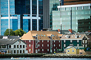 "Halifax, Nova Scotia, Canada, August 2014. Walk the ocean's edge along the historic Halifax waterfront. Start at Pier 21 – the gateway into Canada for one million immigrants – and then explore eclectic shops, some of the city's best restaurants, and ships including the last of the WWII convoy escort corvettes.<br /> <br /> Discover the oldest continuously operating farmers' market in North America, and exhibits at the Maritime Museum of the Atlantic including displays on the city's link to the Titanic disaster. End at the timber-frame & stone warehouses of Historic Properties – originally built to safeguard booty captured by legalized pirates called privateers. Nova Scotia was one of the original four provinces that became part of Canada in 1867.  ""Nova Scotia"" is Latin for ""New Scotland"", and Scottish settlers brought culture and traditions that continue to this day. Photo by Frits Meyst / MeystPhoto.com"