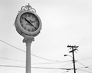 Clock, Atlin, BC