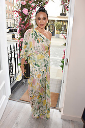 Vicky Lee at the launch of the Beulah Flagship store, 77 Elizabeth Street, London England. 16 May 2018.