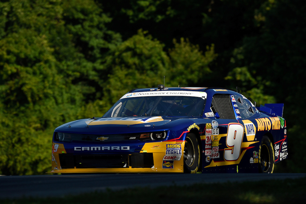 15-16 August, 2014, Lexington, Ohio USA<br /> Chase Elliott<br /> &copy;2014, Scott R LePage <br /> LAT Photo USA