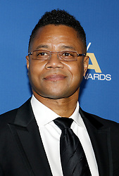 Cuba Gooding Jr. at the 69th Annual Directors Guild Of America Awards held at the Beverly Hilton Hotel in Beverly Hills, USA on February 4, 2017.
