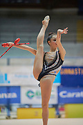 Alessia Leone of the Team Italia  during a training session in Desio, 08 February 2020.