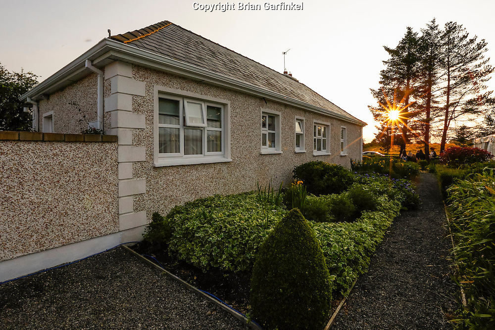 The Caulfield home in Granlahan, County Roscommon, Ireland on Tuesday, June 25th 2013. (Photo by Brian Garfinkel)