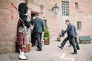 View Marketing, Glamis Castle corporate functions