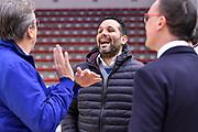 Nicola Alberani<br /> Banco di Sardegna Dinamo Sassari - Sidigas Scandone Avellino<br /> LBA Serie A Postemobile 2018-2019<br /> Sassari, 14/04/2019<br /> Foto L.Canu / Ciamillo-Castoria