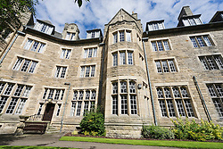 St Salvator's Halls, student halls of residence accommodation at University of St Andrews in St Andrews, Fife, Scotland