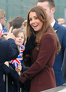 05.MARCH.2013. GRIMSBY<br /> <br /> CATHERINE THE DUCHESS OF CAMBRIDGE VISITS THE HAVELOCK ACADEMY IN GRIMSBY AS PART OF HER VISIT TO THE AREA. <br /> <br /> BYLINE: EDBIMAGEARCHIVE.CO.UK<br /> <br /> *THIS IMAGE IS STRICTLY FOR UK NEWSPAPERS AND MAGAZINES ONLY*<br /> *FOR WORLD WIDE SALES AND WEB USE PLEASE CONTACT EDBIMAGEARCHIVE - 0208 954 5968*