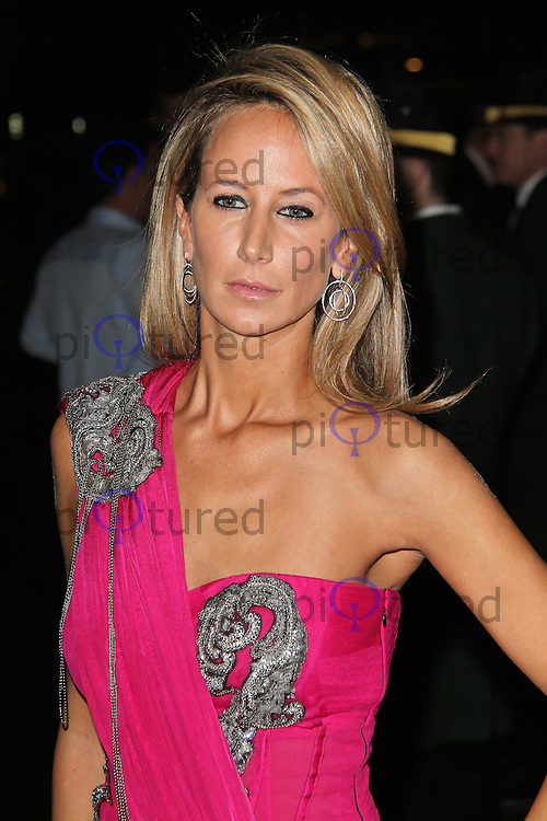 LONDON - SEPTEMBER 20: Lady Victoria Hervey attended 'Fashion For The Brave' at The Dorchester Hotel, Park Lane, London, UK. September 20, 2012. (Photo by Richard Goldschmidt)