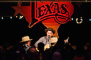 Holy Moly performs at Billy Bob's Texas in Fort Worth, Texas on December 13, 2012.  (Stan Olszewski/The Dallas Morning News)