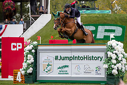 Willis Rowan, AUS, Blue Movie<br /> Spruce Meadows Masters - Calgary 2019<br /> © Dirk Caremans<br />  08/09/2019