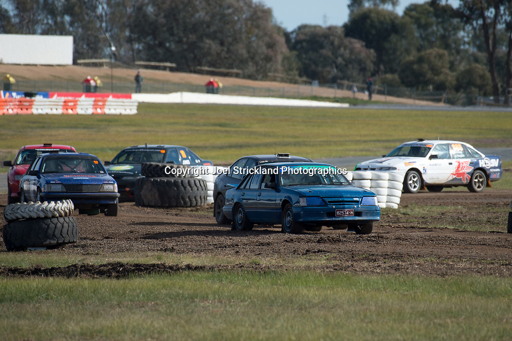 Rallycross Australia - Winton Raceway - 16th July 2017