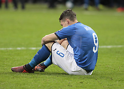 November 13, 2017 - Milan, Italy - Andrea Belotti during the playoff match for qualifying for the Football World Cup 2018  between Italia v Svezia, in Milan, on November 13, 2017. (Credit Image: © Loris Roselli/NurPhoto via ZUMA Press)
