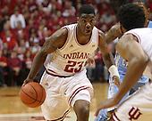 Indiana Hoosiers vs North Carolina Tar Heels 2012