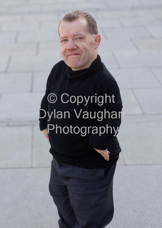 24/2/2011.Enda McEvoy reporter pictured in Kilkenny..Picture Dylan Vaughan