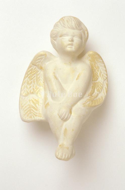 ceramic cherub