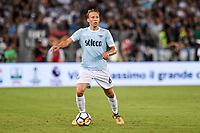 13.08.2017 - Roma - Supercoppa Italiana  -  Juventus-Lazio nella  foto: Lucas Leiva