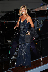 Guest attends Roberto Cavalli's boat party at the Cannes Film Festival. France. 22/05/2013<br />