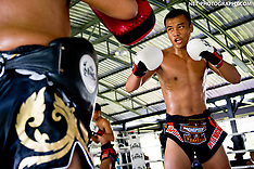 Sitsongpeenong Muaythai Camp Training
