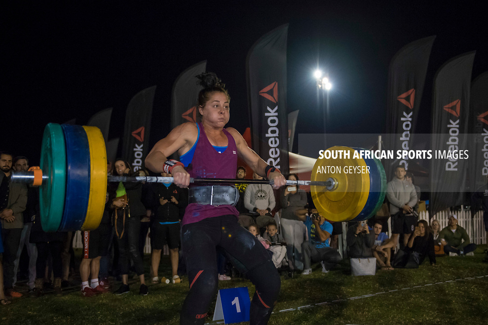 PRETORIA, SOUTH AFRICA - APRIL 28:  during the women WOD 2 at the Pretoria Throw Down in Waterkloof High School on April 28, 2017 in Pretoria, South Africa. (Photo by Anton Geyser/Gallo Images)